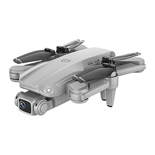 RHTY GPS Drone 4K Dual. HD Fotocamera Professionale Aerial Fotografia Brushless Motor Motor Pieghevole Quadcopter Rc. Distanza1200m. (Color : Gray, Packing : Handbags)