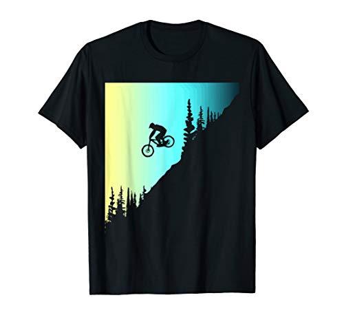 Downhill outfit - Mountainbike MTB kostüm Geschenk T-Shirt