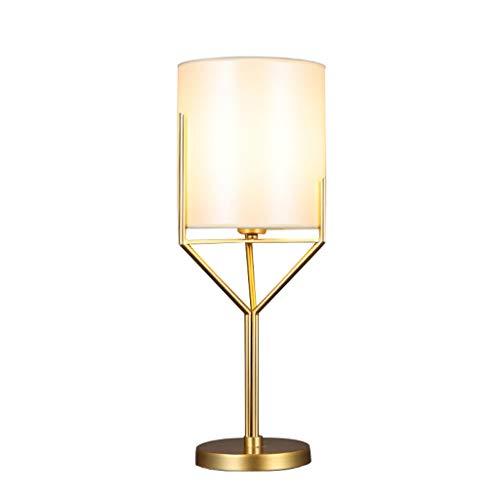 JLXW staande lamp driepoot statief metalen voet hoge staande lampen voor woonkamer slaapkamer kantoor energiebesparende vloerlamp met cilinder schaduw