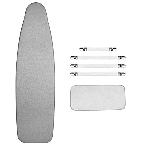 NIDONE Pad Tabla de Calor de protección Resistentes a Tela de Malla de Planchado de Ropa Scorch Guardia de protección de Aislamiento Mat Color Azar
