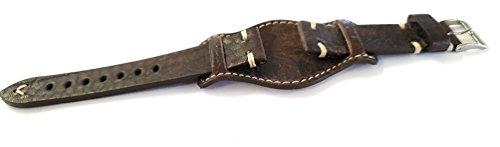 Cinturino Vintage con Fondello Gipsy. 18 20 22 Made in Italy (22-20,...