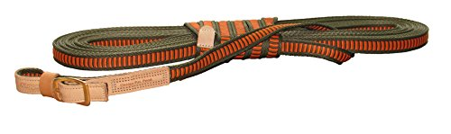 Niggeloh Schweißriemen Ultra, Orange/Oliv, 1617 00006