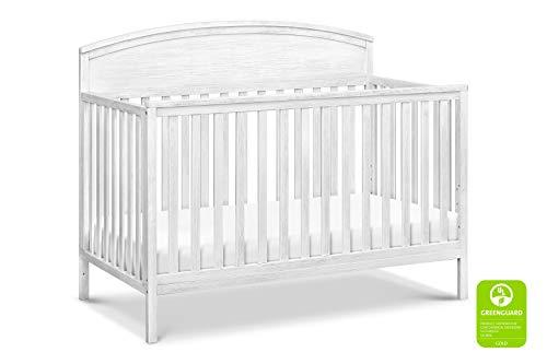 Davinci Liam 4 in 1 Convertible Crib, Cottage White