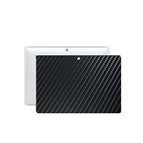 Vaxson 2 Unidades Protector de pantalla Posterior, compatible con Lenovo ideaPad Miix 310 10.1', Película Protectora Skin Piel Negro [No Carcasa Case ]