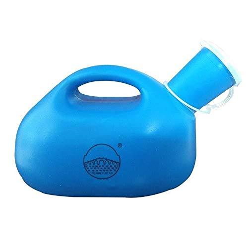 Portable urinoir Urinoir Man Urinoirs milieuvriendelijk materiaal Deodorant en Leak-Proof 2000ml capaciteit draagbare Urinoirs Travel lekvrije urinoir