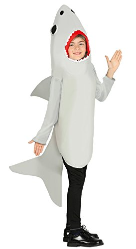 Guirca- Disfraz tiburón, Talla 3-4 años (87619.0)