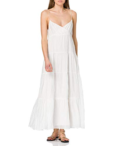 Pepe Jeans ANAE Vestido, 803off White, M para Mujer