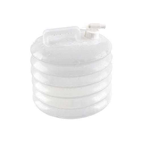 AceCamp Wasserspender Faltkanister, Wasserkanister mit Hahn, Wassertank, Wasserbehälter, Kanister, (weitere Größen) (5 Liter Einzelpack)