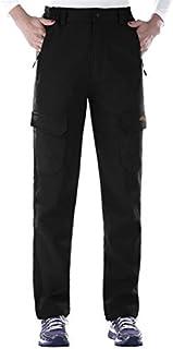 Unitop Women's Winter Snow Ski Pants Black-1 32/32inseams [並行輸入品]