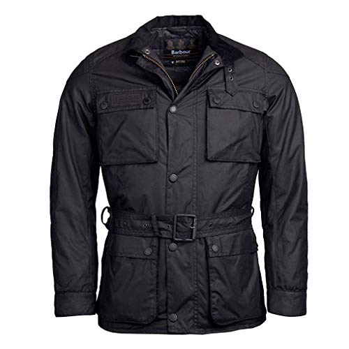 Barbour Blackwell Wax Jacket BACPS1451 Black