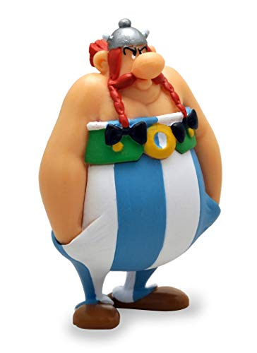 PLASTOY -Asterix-Obelix Hands IN Pockets