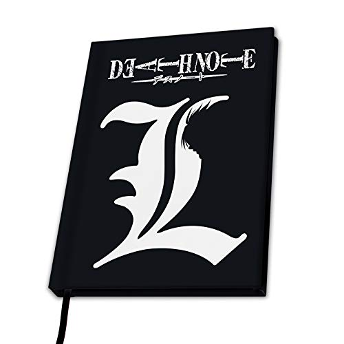 ABYstyle - Death Note - Cuaderno A5 -
