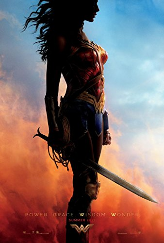 Poster Wonder Woman Movie 70 X 45 cm