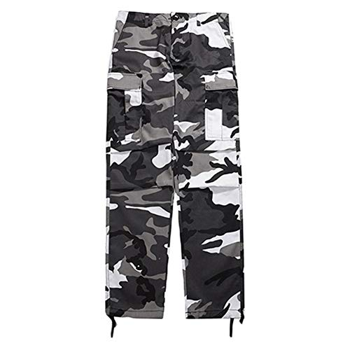 Cargobroek dames heren casual broek camouflage elegante losse mode outdoor modieuze completi beweging leger training sweatpants sportbroek joggingbroek