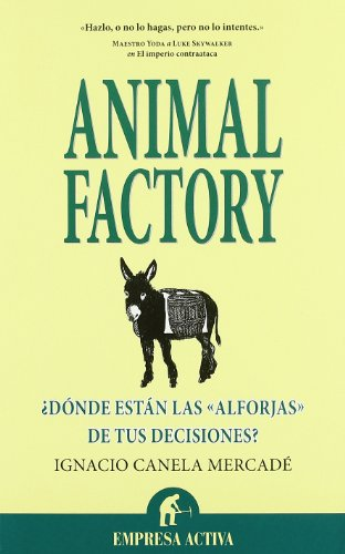 Animal factory (Narrativa empresarial)