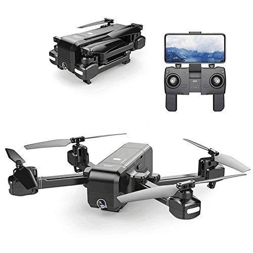 FairOnly Festival Vliegtuig SJ-RC Z5 5G WiFi met 1080p camera dubbele GPS Dynamisch Follow RC drone Quadcopter, Black 5G 1080P.