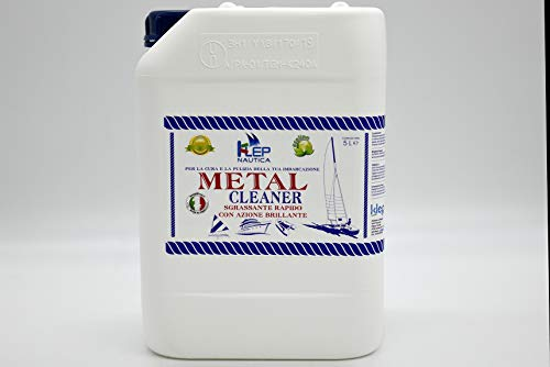 METAL CLEANER - afdruiprek met briljant ideaal voor superfecte en metallic