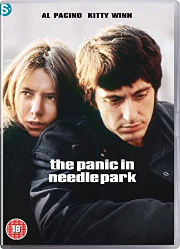 The Panic in Needle Park [Reino Unido] [DVD]