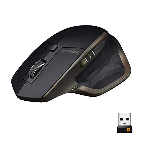 Logitech® MX Master Wireless Mouse - Zwart