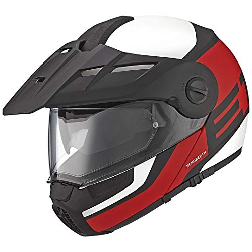 SCHUBERTH E1 GUARDIAN ROJO XS