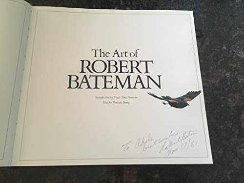 The Art of Robert Bateman (An Allen Lane/Madison Press Book)