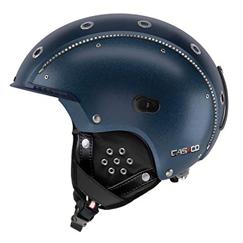 Casco SP-3 Limited Crystal EDT. Dames skihelm