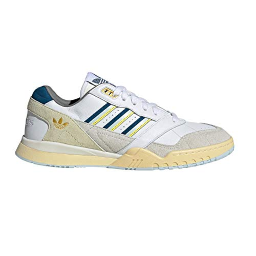 Adidas A.R. Trainer EF5940 (Cloud Wht./Blue/Yel, Fraction_43_and_1_Third)