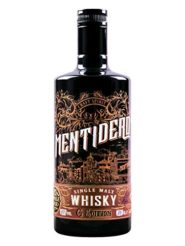 Whisky CRAFT MENTIDERO G Edition Single Malt Single Cask 70cl.