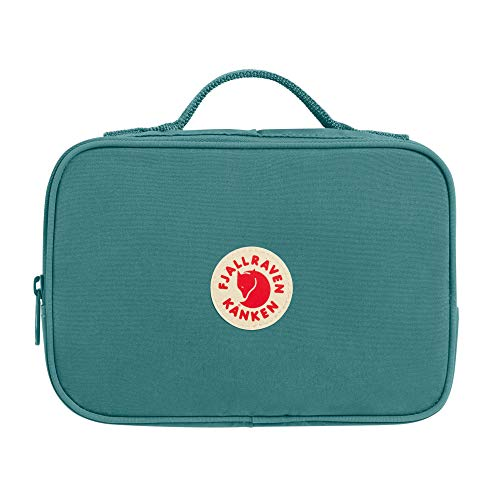 Fjällräven Kånken Toiletry Bag Toilettas, Frost Green, 24 cm