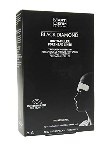 Black Diamond Ionto-Filler Forehead Lines 4 parches