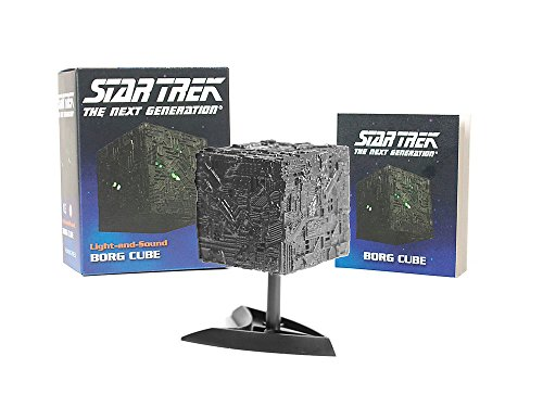 Star Trek. Light-and-sound Borg Cube (Miniature Editions)