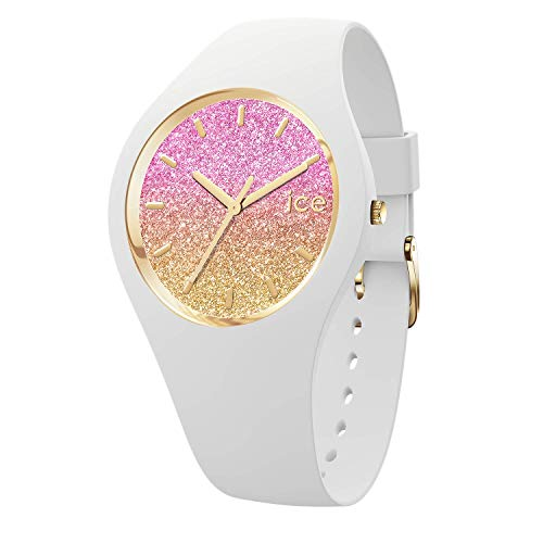 Ice-Watch - ICE LO Mango - Dameshorloge met siliconen armband - 016900 (medium)