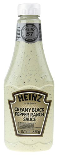 Heinz - Salsa Creamy Pepper Ranch - 875 ml