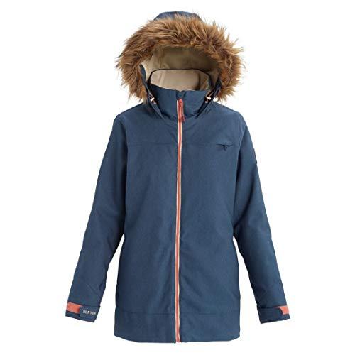 Burton Lelah Jacket 2020 Light Denim