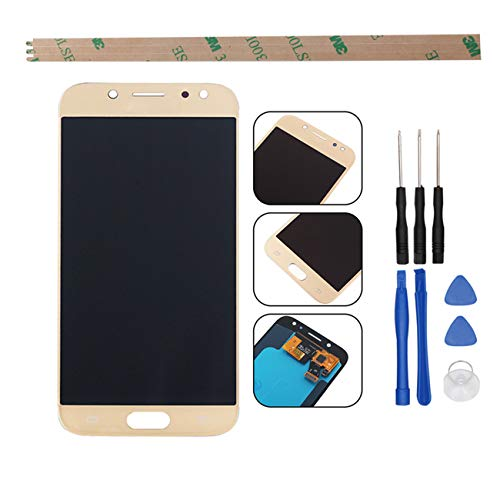 HYYT voor Samsung Galaxy J5 (2017) J530 SM-J530F AMOLED LCD Digitizer Scherm Vervangend LCD-scherm en Touch Screen Assembly, J530 OLED GOUD