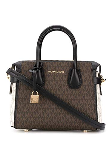 Luxury Fashion | Michael Kors Dames 30S0GM9S1V212 Bruin Leer Handtassen | Lente-zomer 20