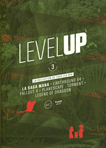 Level up - niveau 3 - la saga mana - earthbound 64 - fallout 4 - planescape : torment - legend of dr: La saga Mana - Earthbound 64 - Fallout 4 - Planescape : Torment - Legend of dragoon.