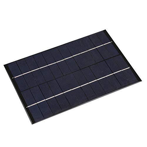 Geavanceerd Polysilicon DIY-zonnepaneel, 4.2W 12V Mini Portable Polysilicon Solar Panel DIY Power Module Acculader