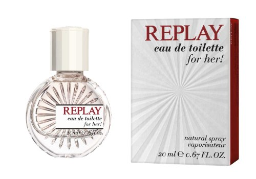 Replay for Her EDTV 20 ml, per stuk verpakt (1 x 20 ml)