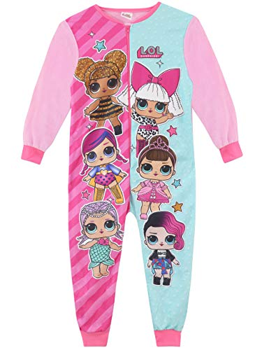 Lol Surprise Pijama Entera para Niñas Dolls