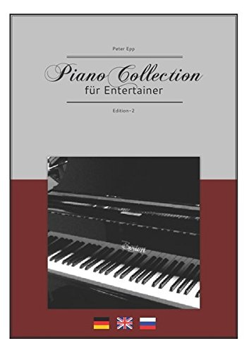 Piano Collection für Entertainer: drei Klavieralben