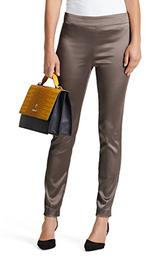 Marc Cain Additions broek in glanzende look