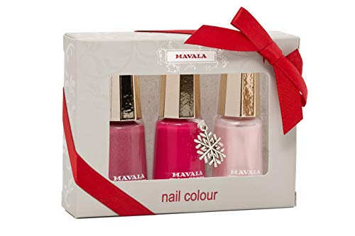 MAVALA nagellak Trio Color set, 3-delig