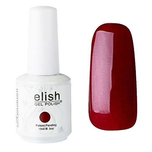 Frenshion 15ML Esmaltes de Uñas Semi Permanente Gel Polish Soak Off UV LED Nail Art Manicura Duradero 1336