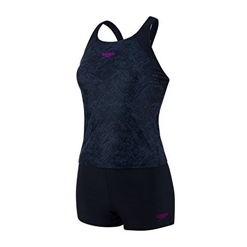 Speedo dames Boom Allover Tankini badpak