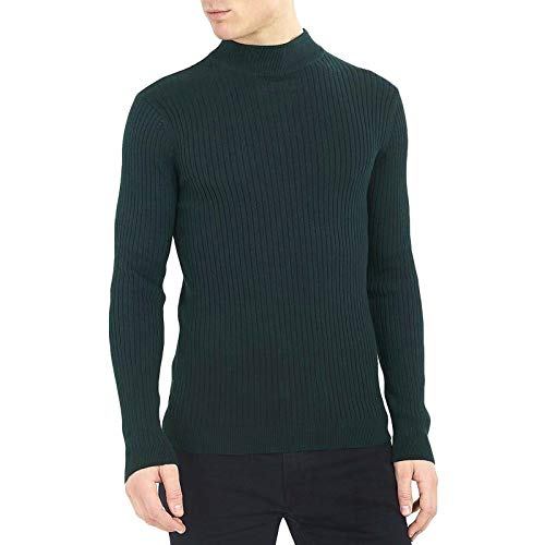 Dappere ziel Mens Mutant Pullover Coltrui Jumper