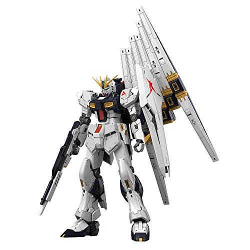 Bandai RX-93 ν Gundam Action Figure Model Kit RG 1/144