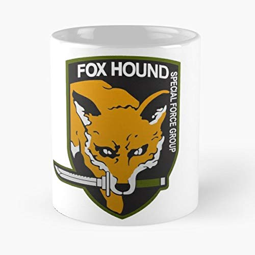 92Wear Metal Gear Solid The Phantom Pain Guns of Patriots Snake Eater Best 11 oz Taza De Café - Taza De Motivos De Café