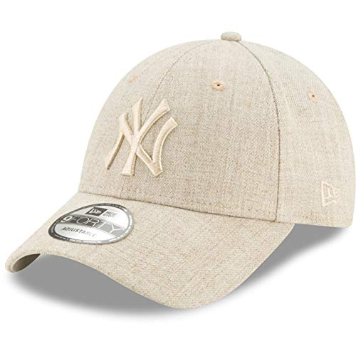 New Era Gorra béisbol 9FORTY MLB Winterized The League York Yankees Avena