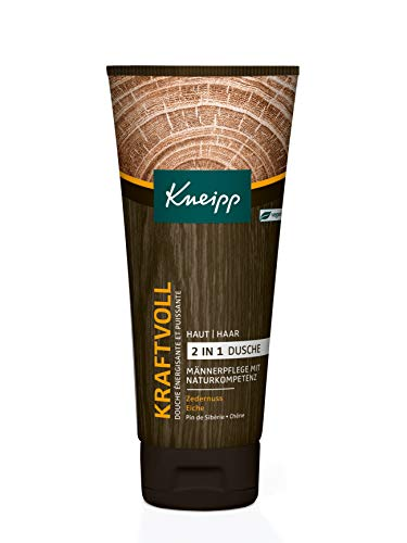 Kneipp 2-in-1 douche krachtig, 1 x 200 ml